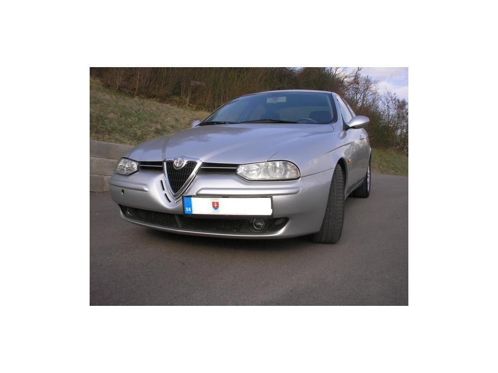Prodám Alfa Romeo 156 1.8i Benz- Plyn