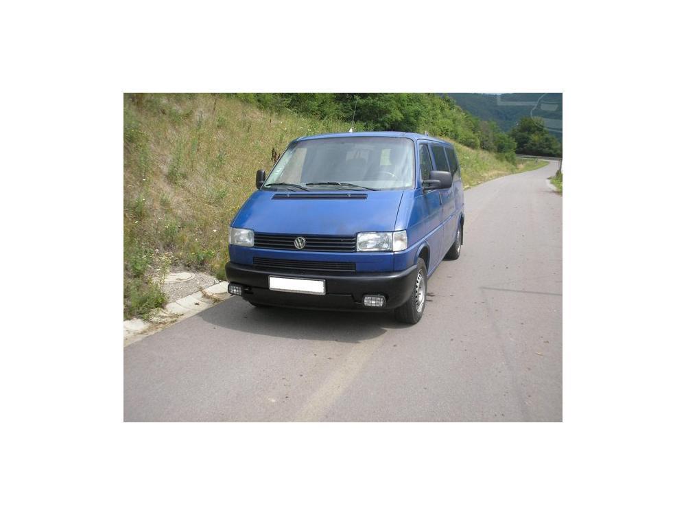 Prodám Volkswagen Transporter 2,5 TDI (9-miestne)