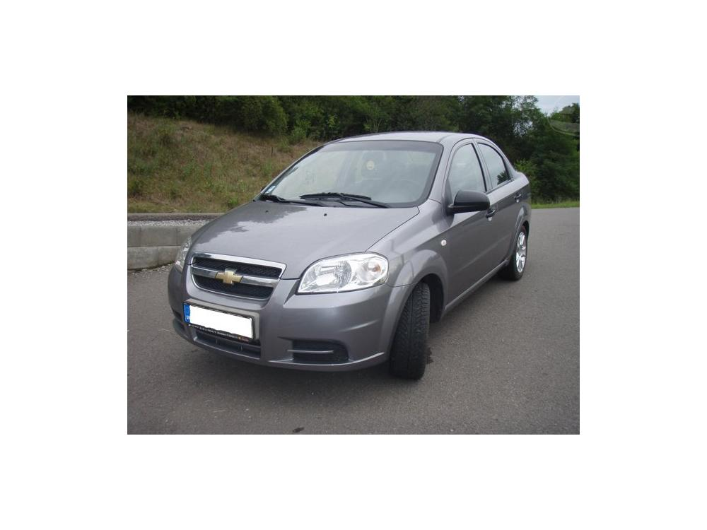Prodám Chevrolet Aveo 1.2
