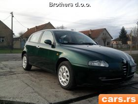 Alfa Romeo 147 1.9 JTD 116 KS