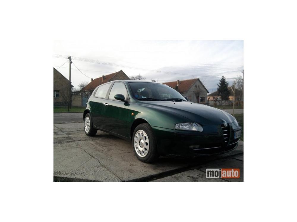 Prodám Alfa Romeo 147 1.9 JTD 116 KS