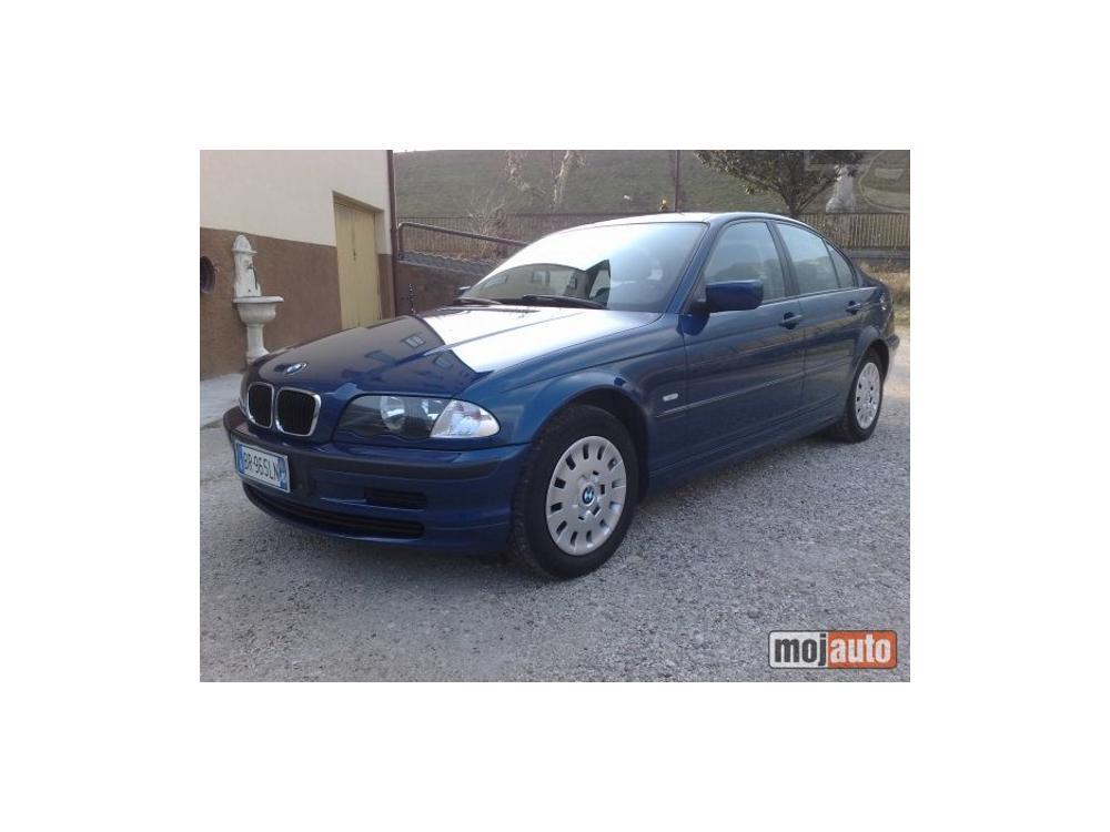Prodám BMW 318 1.8 I 120 ks