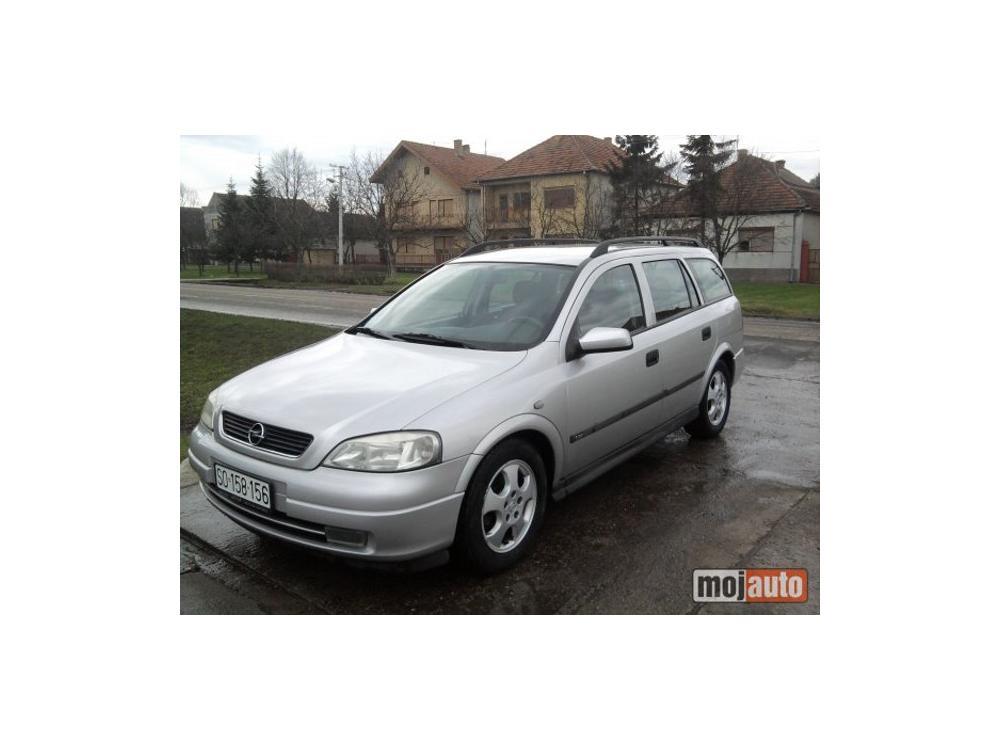 Prodám Opel Astra 2.0 DTI CDX