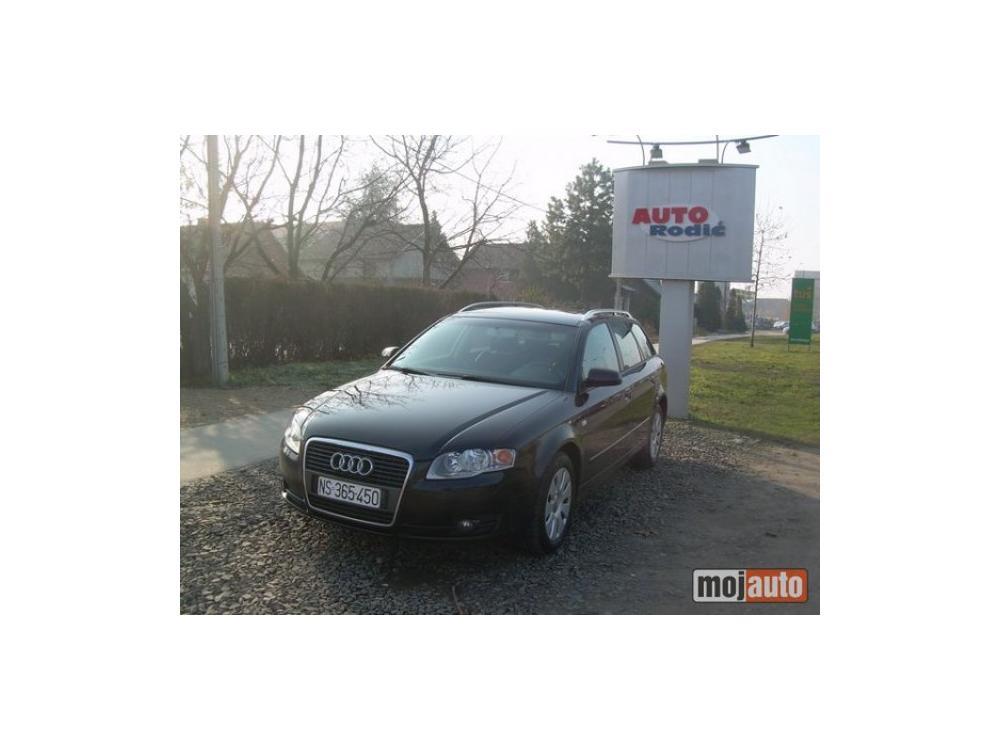 Prodám Audi A4 2.0TDI Automati
