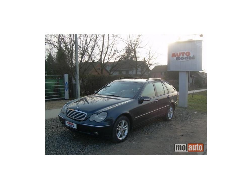 Prodám Mercedes-Benz C 270 CDI Elegance