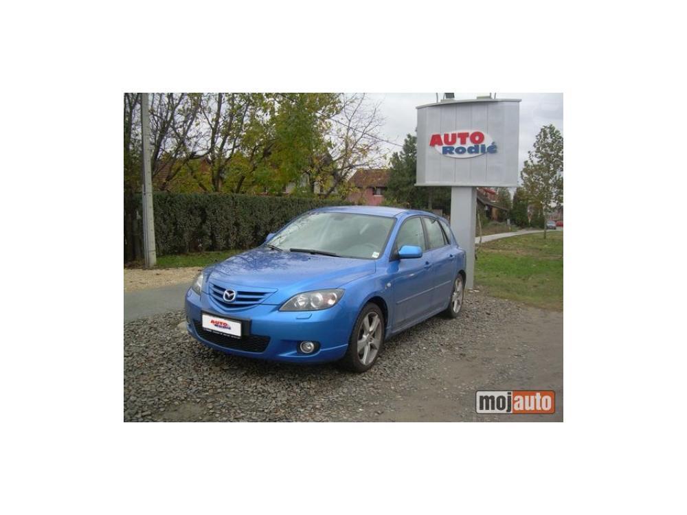 Prodám Mazda 3 2.0 SP