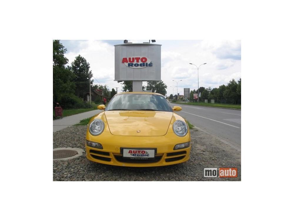 Prodám Porsche 911
