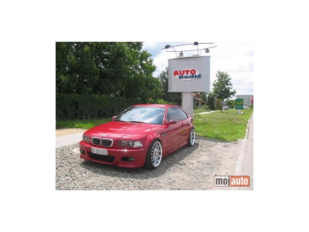 Prodám BMW M3 E46