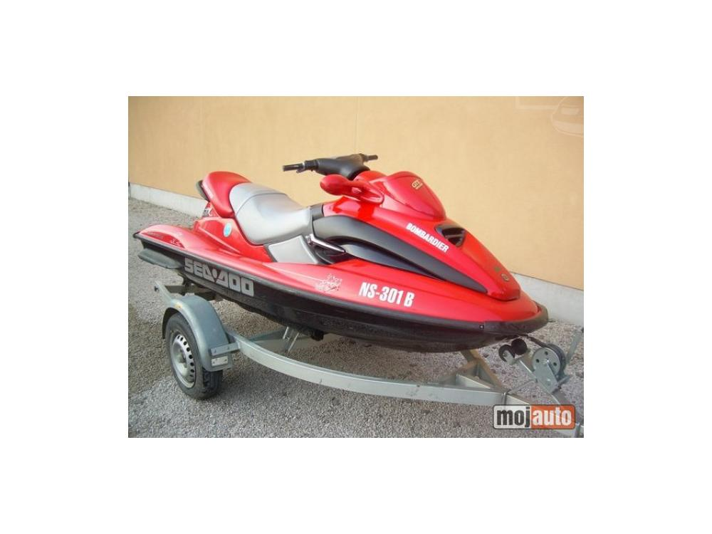 Prodám Sea-Doo GTX