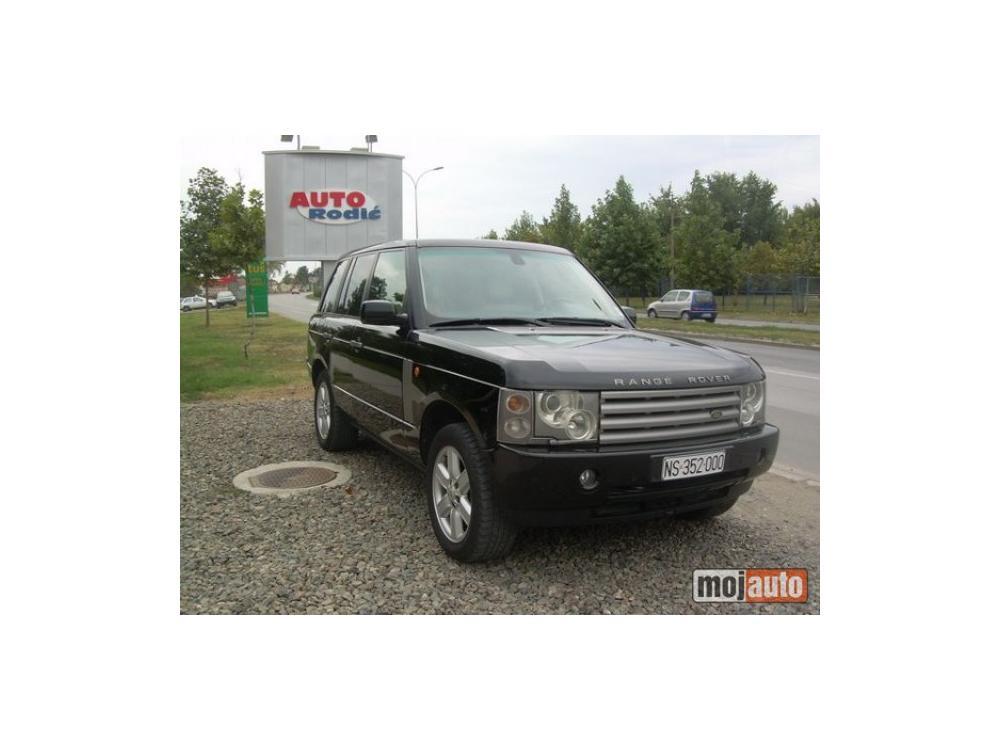Prodám Land Rover Range Rover 3.0D