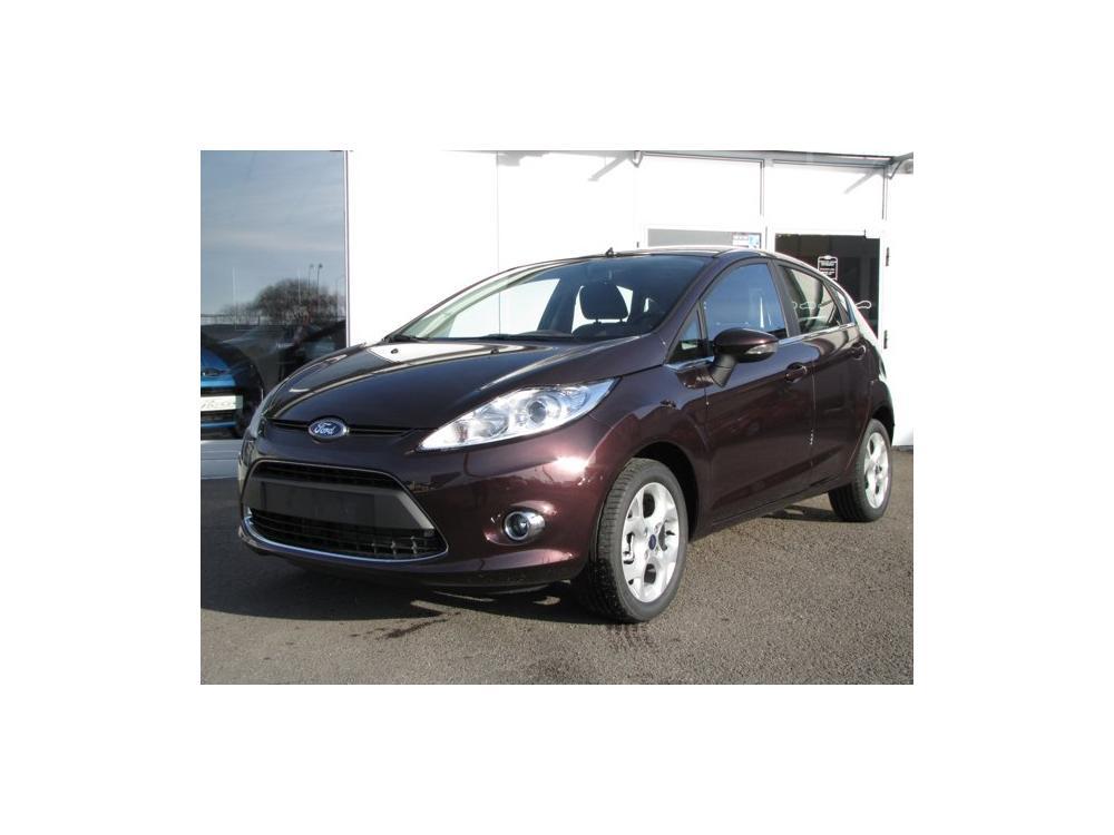 Prodám Ford Fiesta 1.4 Titanium