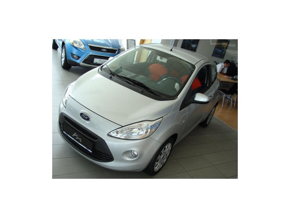 Prodám Ford Ka 1.2 Titanium