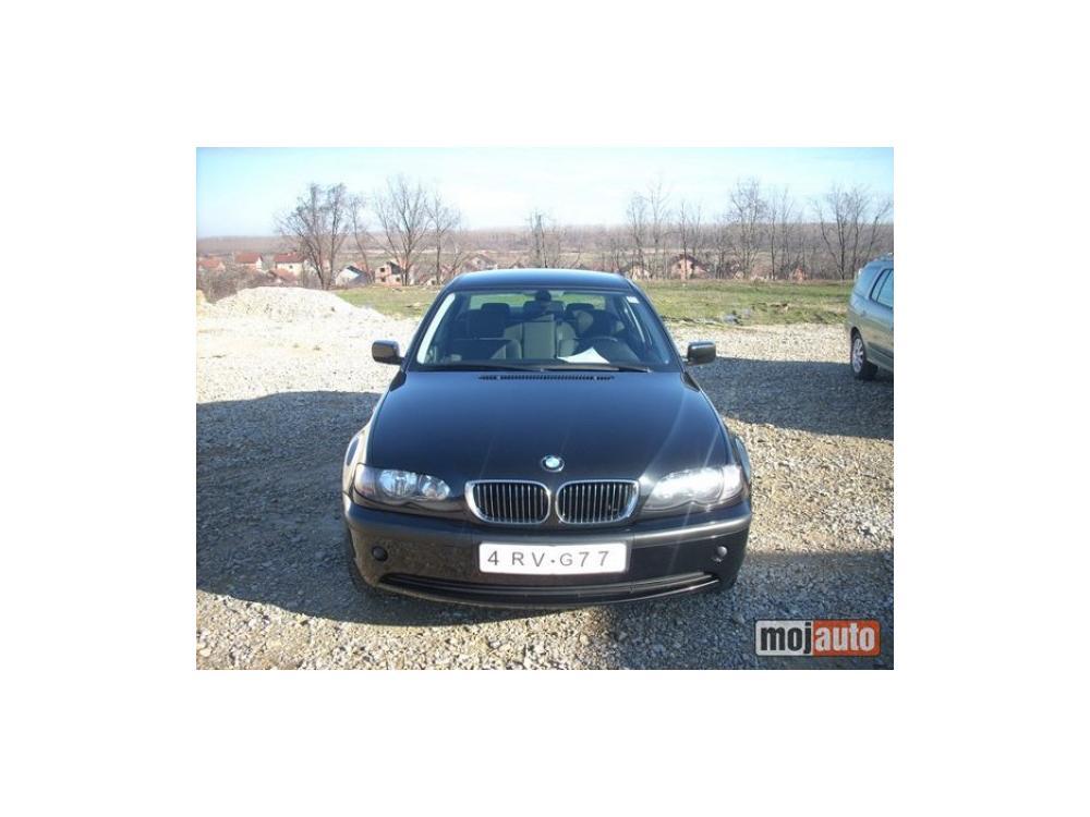 Prodám BMW 316
