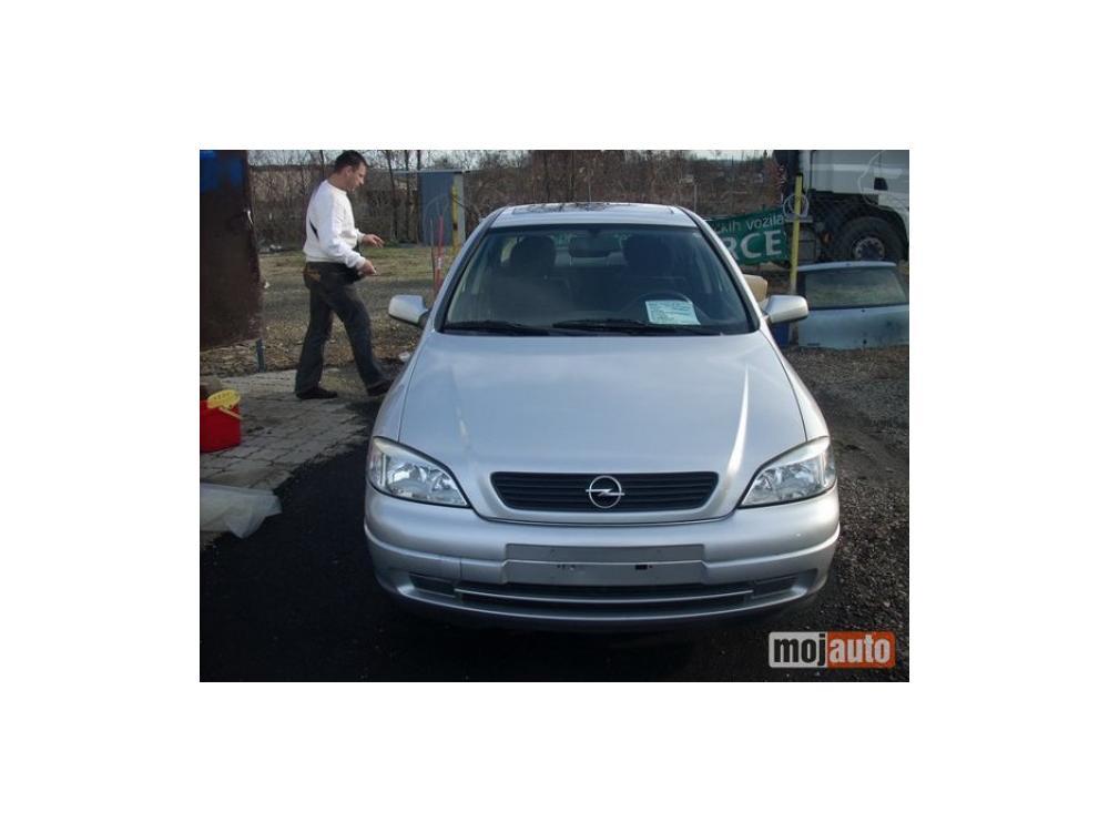 Prodám Opel Astra 1,6 16 v