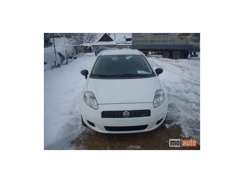 Prodám Fiat Grande Punto 1,3 mjtd