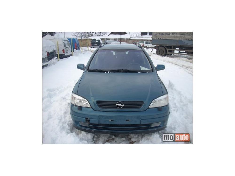 Prodám Opel Astra 1,7 dti