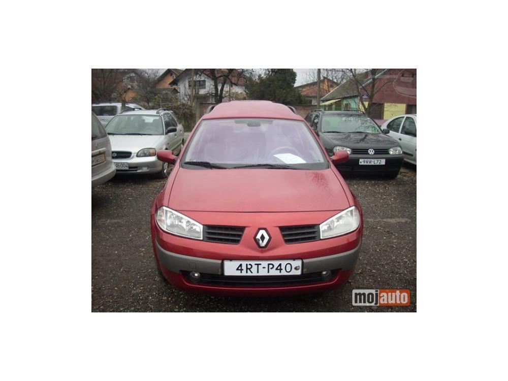 Prodám Renault Megane 1,9 DCI