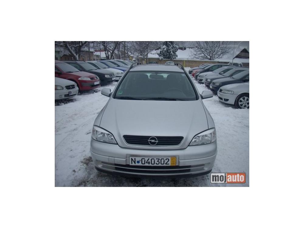 Prodám Opel Astra 2,0 Dti