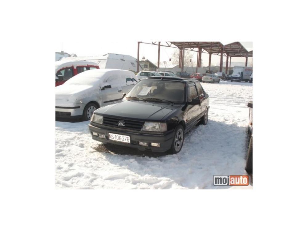 Prodám Peugeot 309 1.9 GTI MI