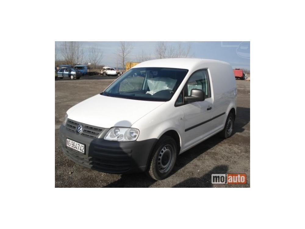 Prodám Volkswagen Caddy 1.9 SDI