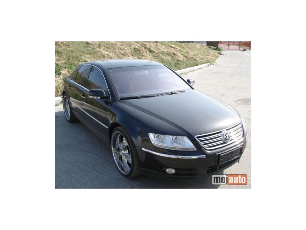 Prodám Volkswagen Phaeton 5.0 TDI V10
