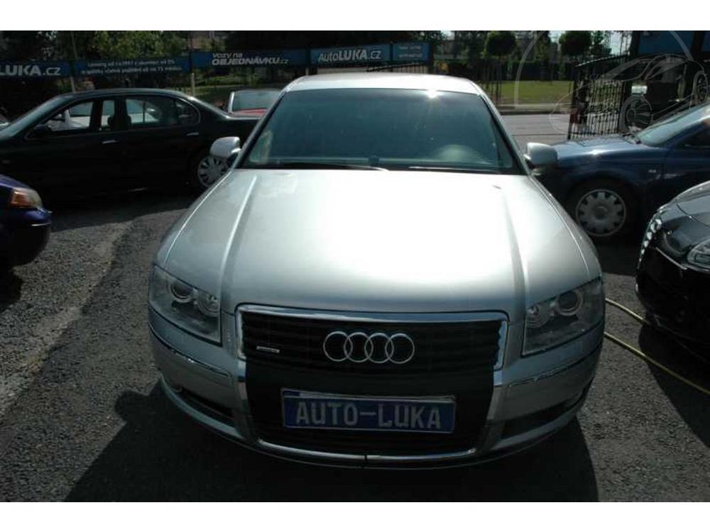 Prodám Audi A8 4.2 LPG