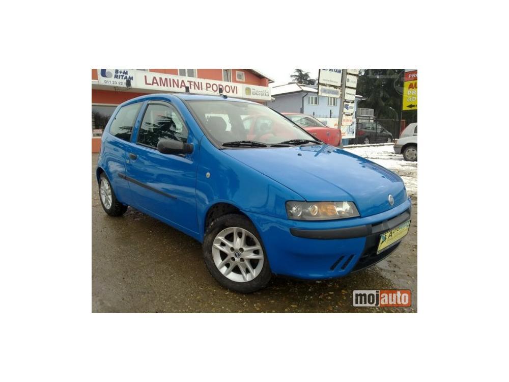Prodám Fiat Punto 1.2 16V Sport