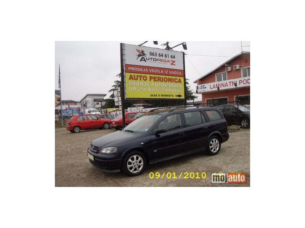 Prodám Opel Astra 1.7CDTI euro 4