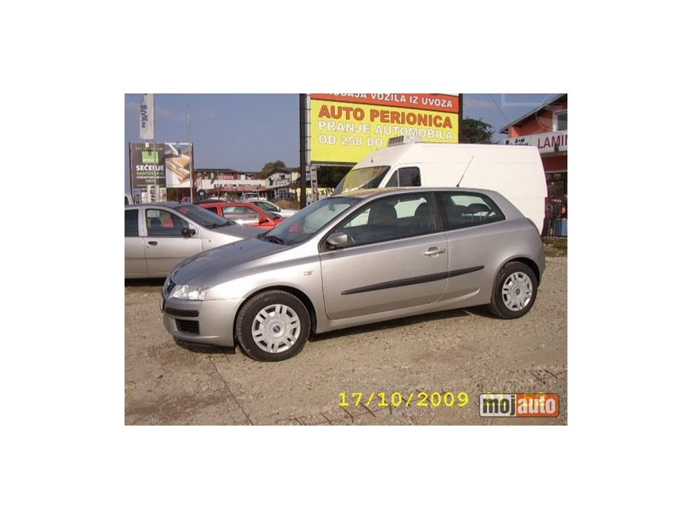 Prodám Fiat Stilo 1.9 JTD Dynamic