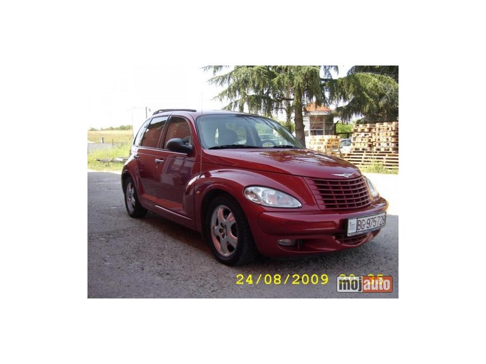 Prodám Chrysler PT Cruiser 2.0b Limited