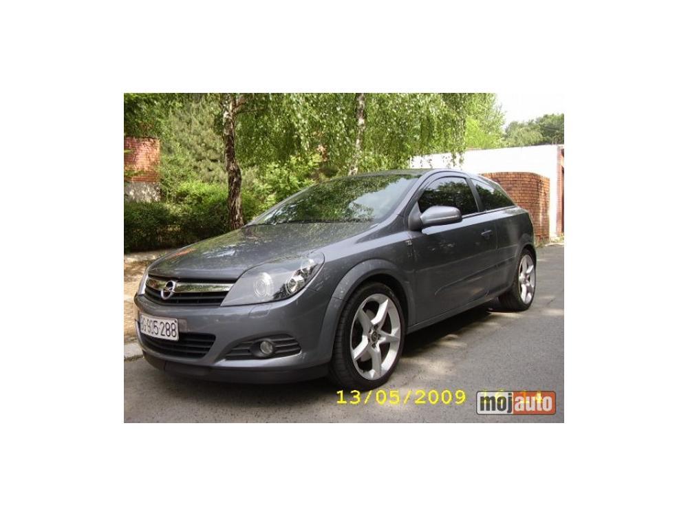 Prodám Opel Astra GTC  1.9 CDTI