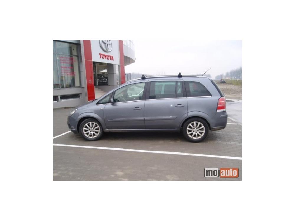Prodám Opel Zafira 1.9 DCI