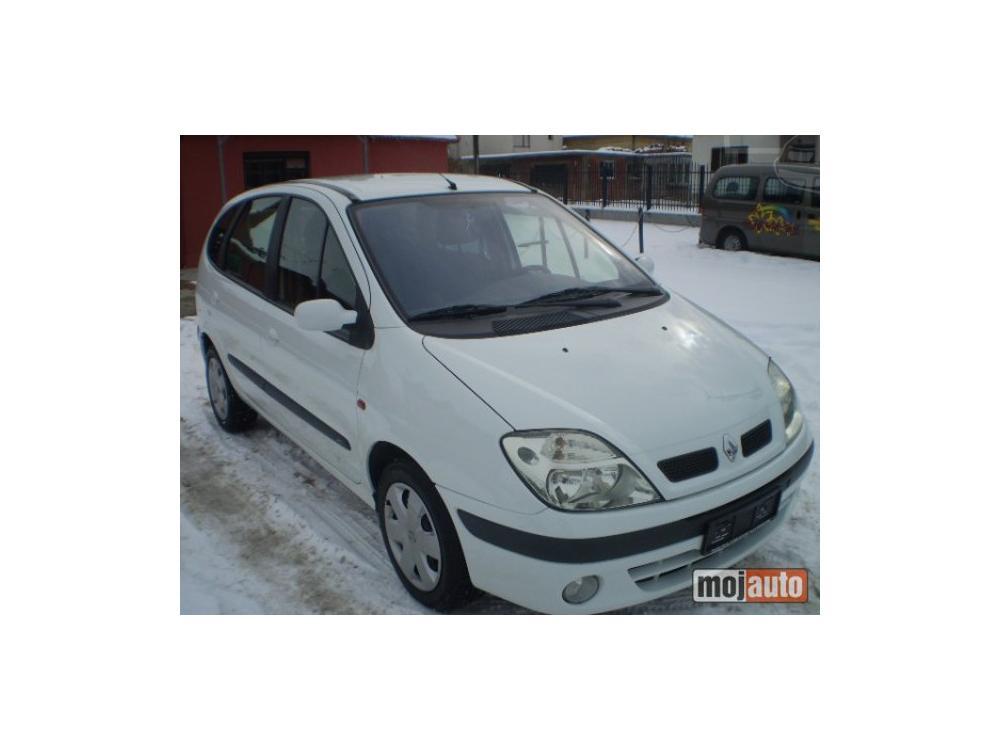 Prodám Renault Scenic 1.9dci