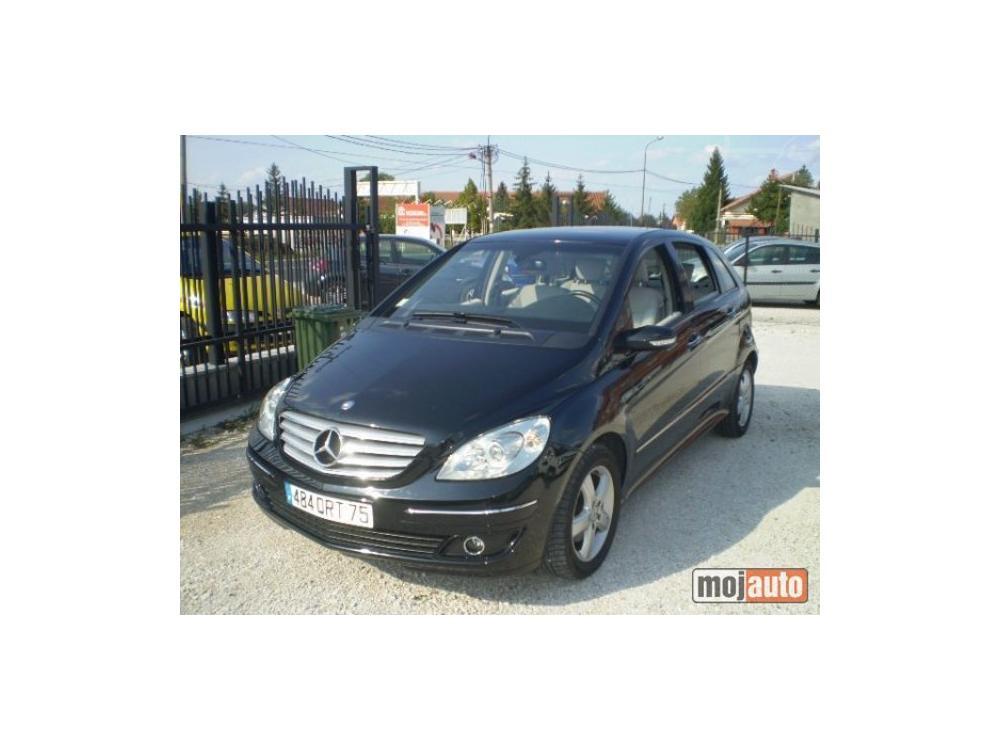 Prodám Mercedes-Benz B 180 180 CDI