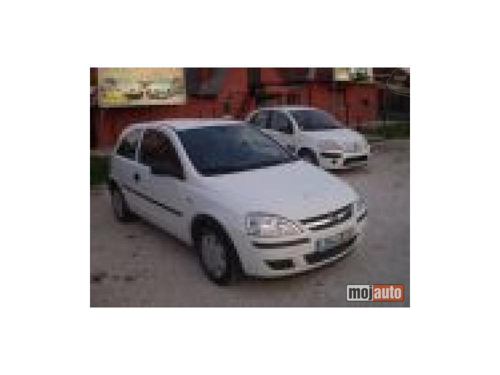 Prodám Opel Corsa 1.3cdti