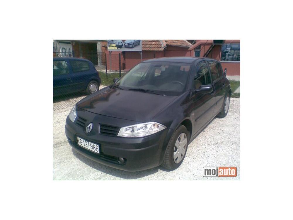 Prod�m Renault Megane 1.5dci