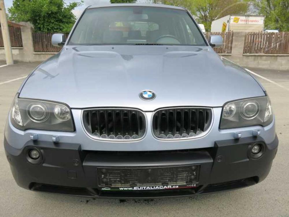 Prodám BMW X3 3.0 Sport