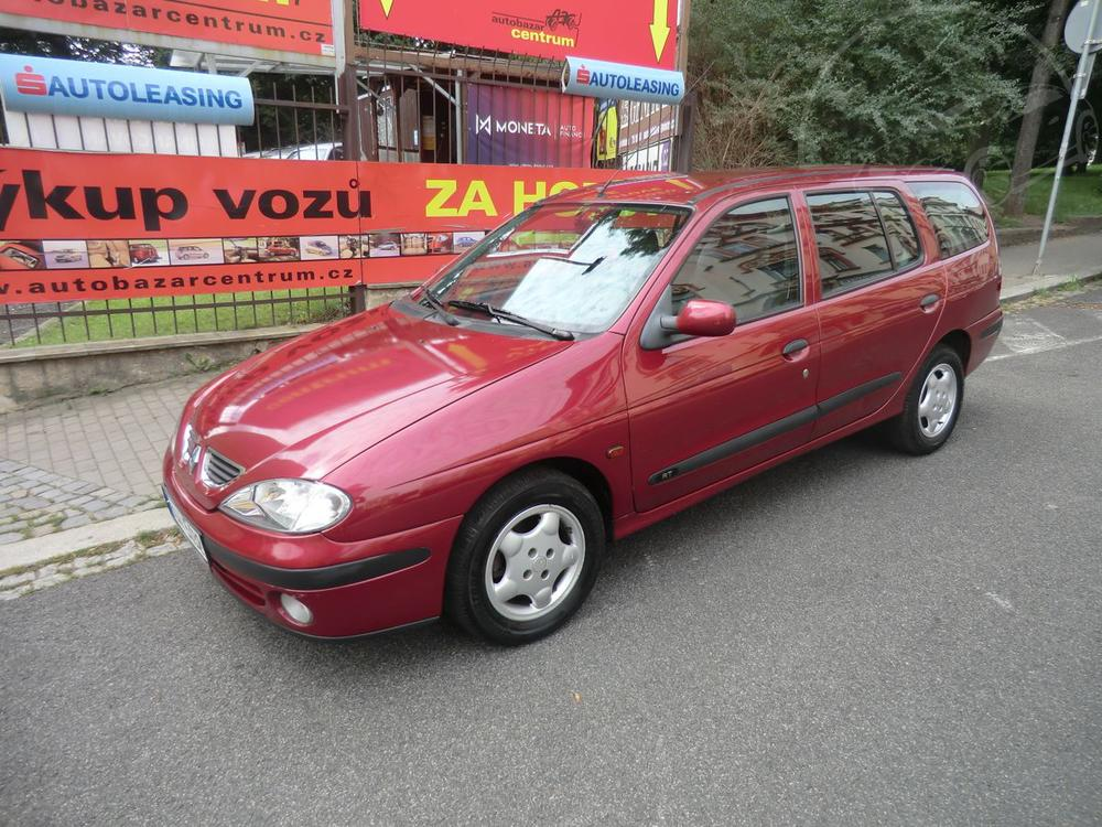 Prodám Renault Megane Combi 1,4 16V 70 Kw,  klima