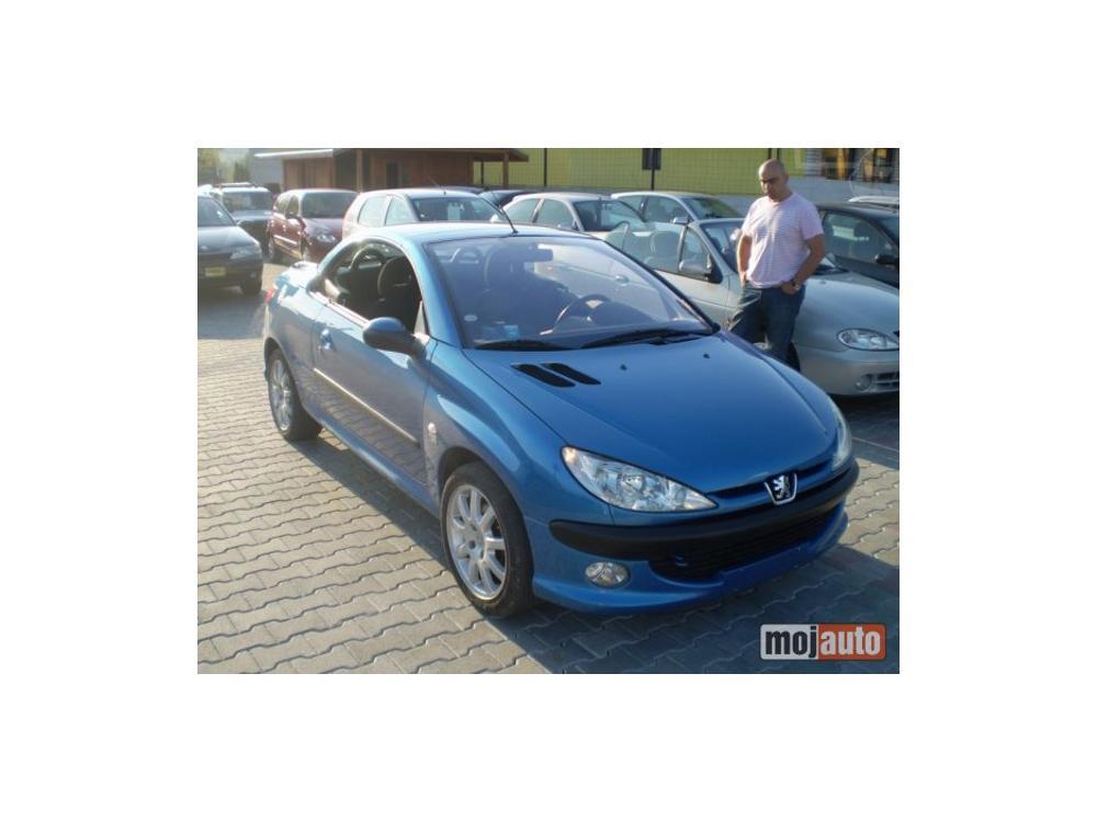 Prodám Peugeot 206 CC