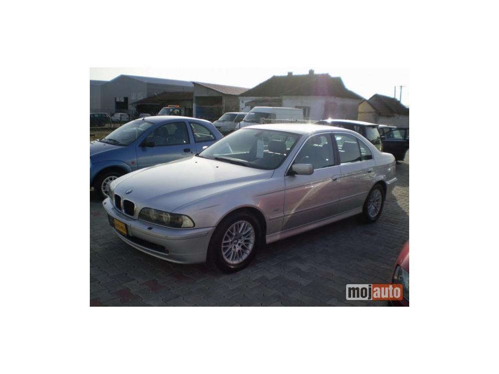 Prodám BMW 525 525 D