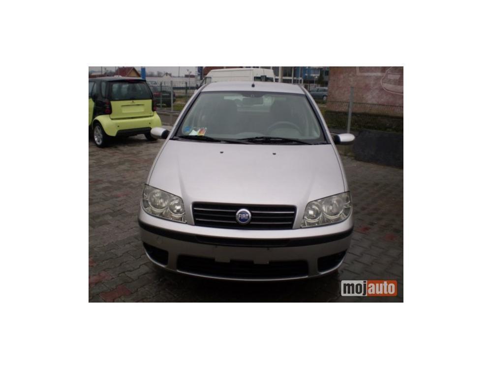 Prod�m Fiat Punto 1.9 JTD