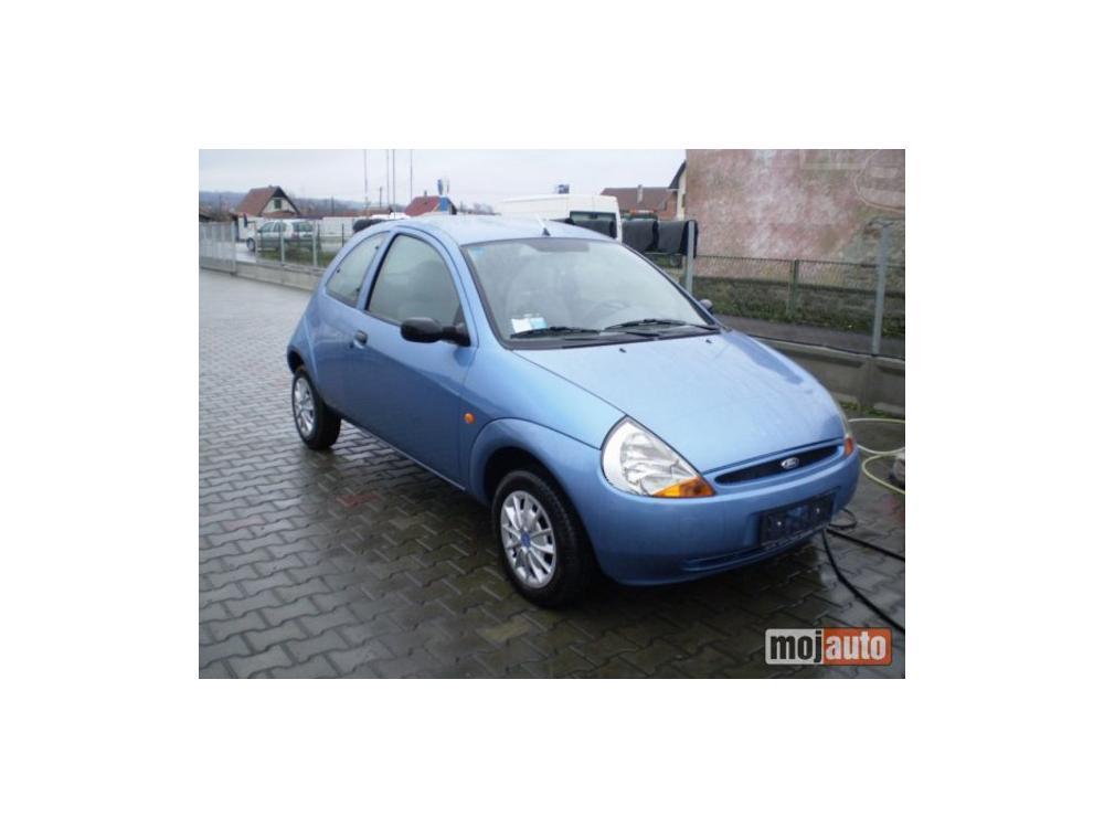 Prodám Ford Ka 1.3b