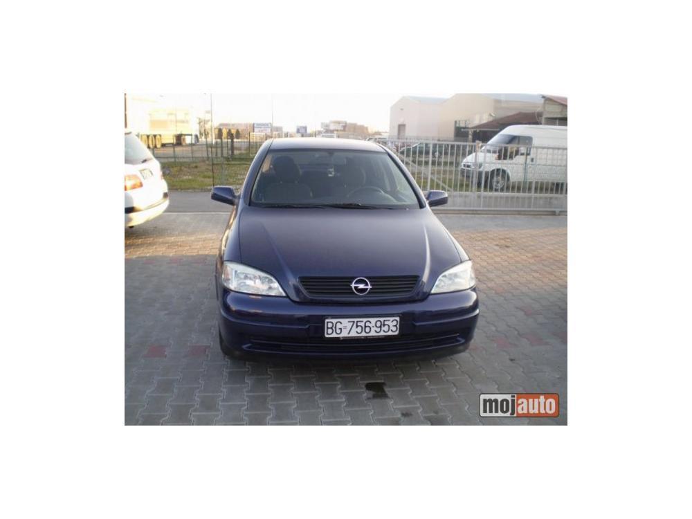 Prodám Opel Astra 1.8 16v