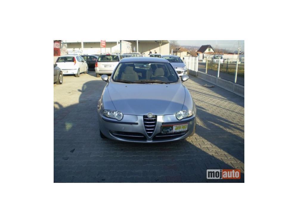 Prodám Alfa Romeo 147 2.0 Twin Spark