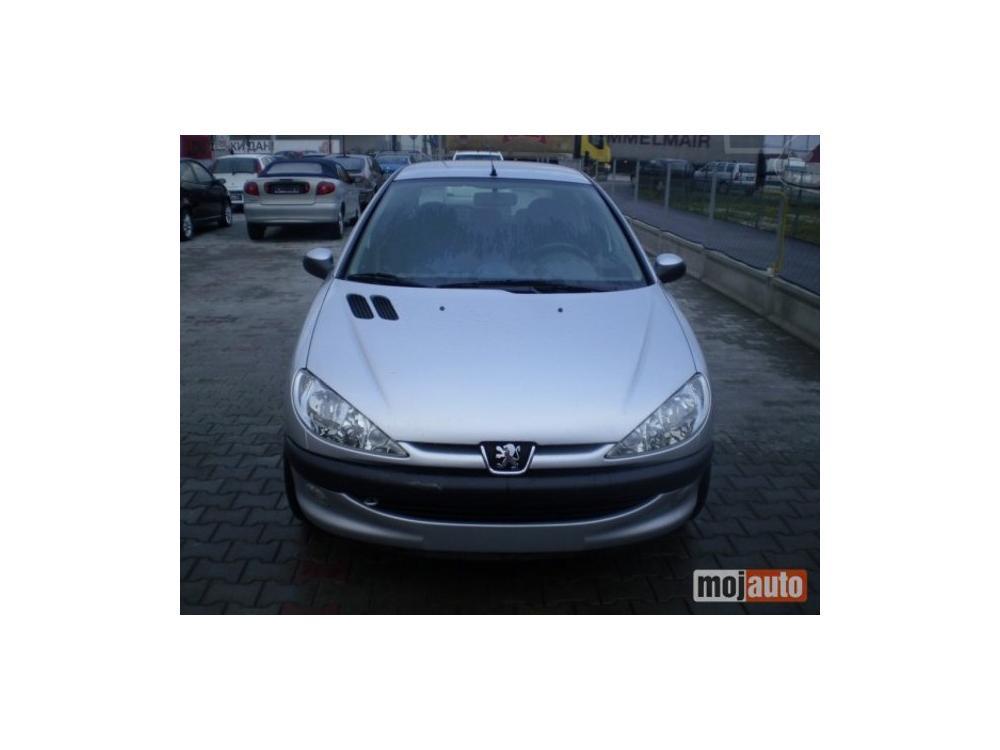 Prodám Peugeot 206 1.4b