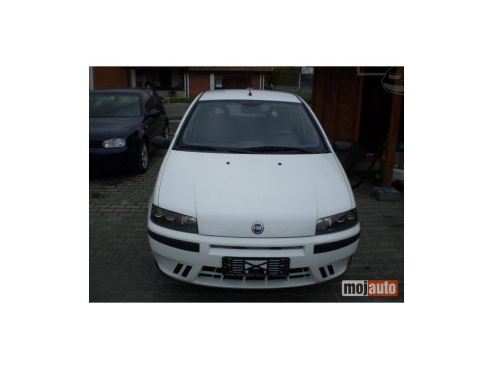 Prodám Fiat Punto 1.9 JTD