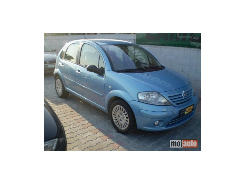 Prodám Citroën C3 1.4 HDI