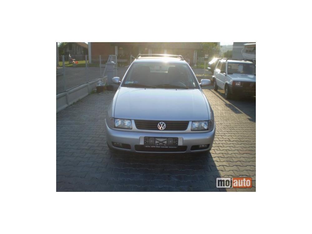 Prodám Volkswagen Polo 1.4b