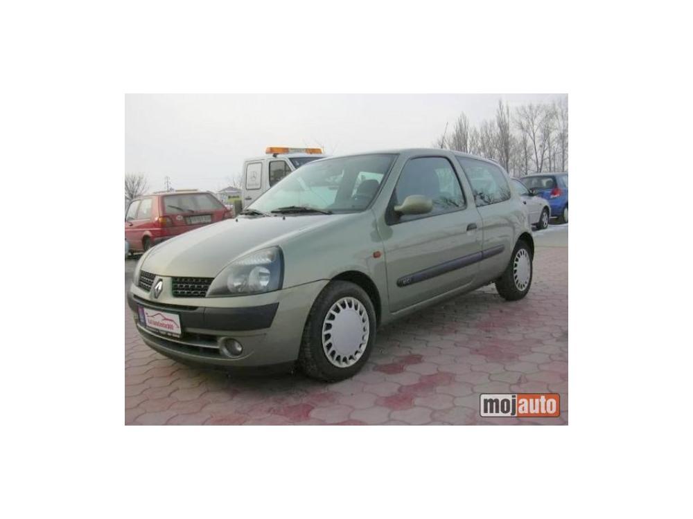 Prod�m Renault Clio
