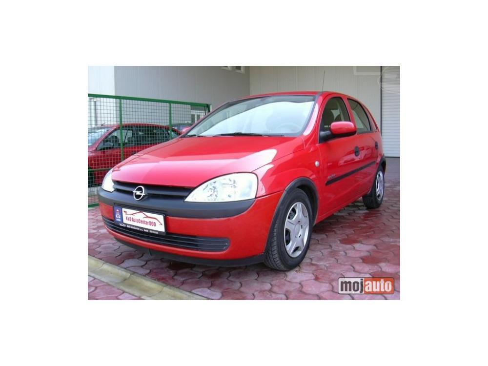 Prodám Opel Astra 1.0